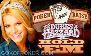 Dukes of Hazzard Texas Holdem