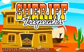 Sheriff Tripeaks