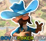 Governor of Poker Cowboy Character